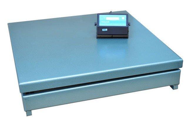 Balança Plataforma Inox Dp-300 300Kg/100g 50X50cm Sem